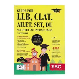 Guide For LLB, CLAT, AILET, SET, DU and other Law Entrance Exam