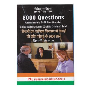 8000 Questions For Cross Examination of Witness.