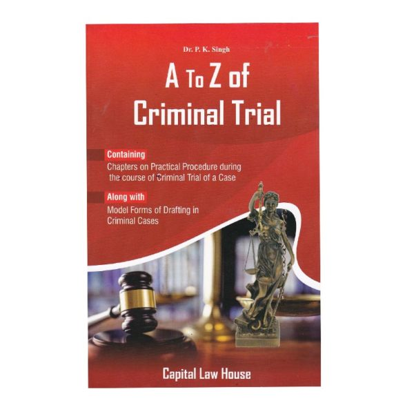 A To Z of Criminal Trial