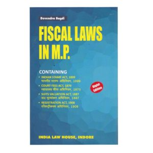 Devendra Bagdi's FISCAL LAWS IN M.P.