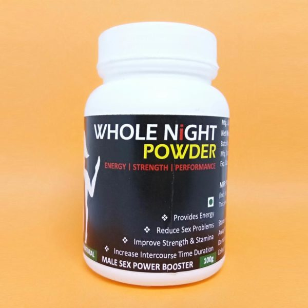 Whole Night Powder for Male Sex Power