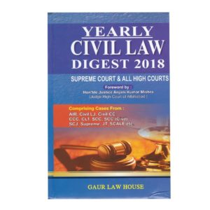 Yearly Civil Law Digest 2018