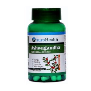 Ashwagandha Herbal Medicine