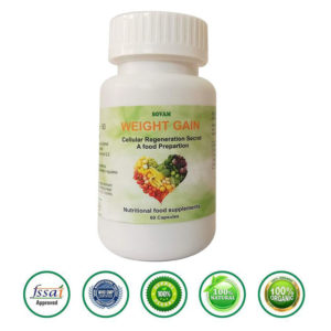 Sovam World Class Weight Gain Capsules
